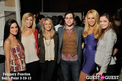britt mchenry in February Function
