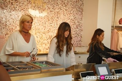 ava grace in Calypso St. Barth's October Malibu Boutique Celebration