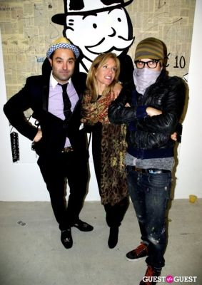avery andon in Alec - Monopoly Art Show 2010