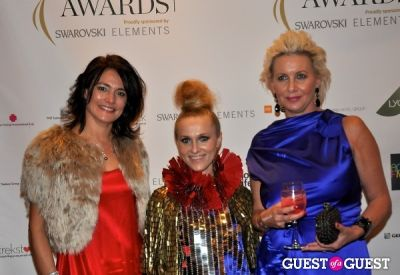 averyl oates in WGSN Global Fashion Awards.