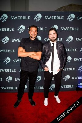 jason zuccari in Sweeble Launch Event