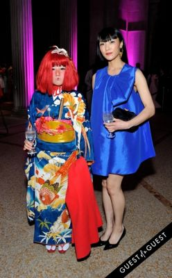 ayakamay in Metropolitan Museum of Art Young Members Party 2015 event