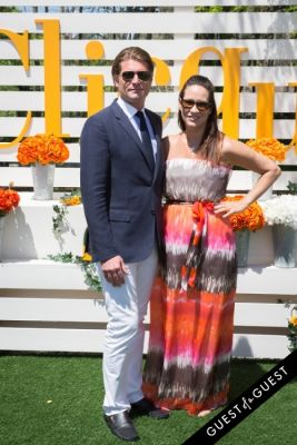aymeric sancerre in Veuve Clicquot Polo Classic 2014