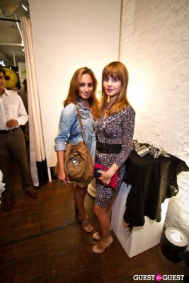 marta tokar in Basak Malone LLC Event at 178 Prince