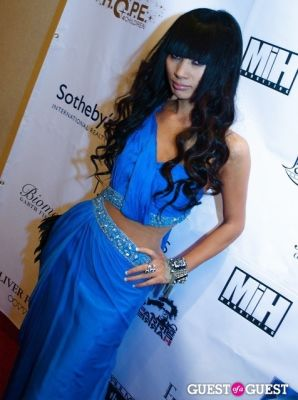 bai ling in Legion of Hope Fashion and Awards Gala