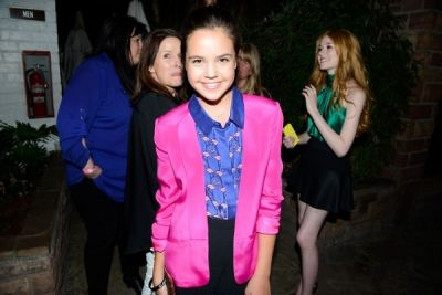bailee madison in NYLON May Young Hollywood Issue Party 2013