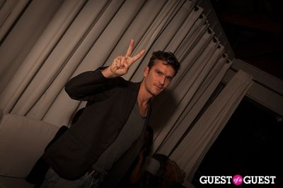 balthazar getty in Los Angeles Ballet Cocktail Party Hosted By John Terzian & Markus Molinari