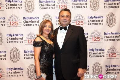 barbara desiderio in Italy America CC 125th Anniversary Gala