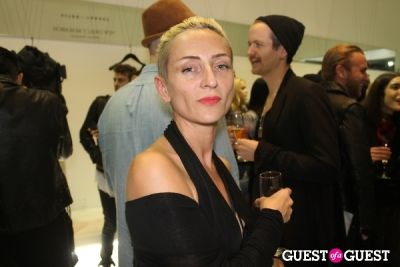 barbara grispini in Aitor Throup x H. Lorenzo New Object Research Launch