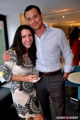 brennan adams in Kelly Bensimon Book Party With Gilt City