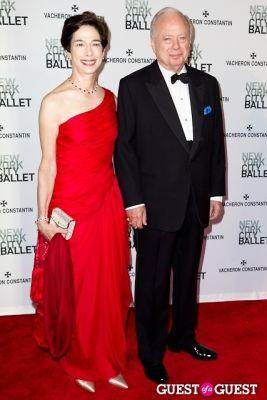 barbara vogelstein in NYC Ballet Spring Gala 2013