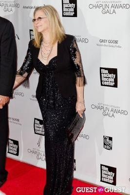 barbra streisand in 40th Annual Chaplin Awards honoring Barbra Streisand