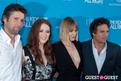 "julianne moore in ""The Kids Are All Right"" Premiere Screening"