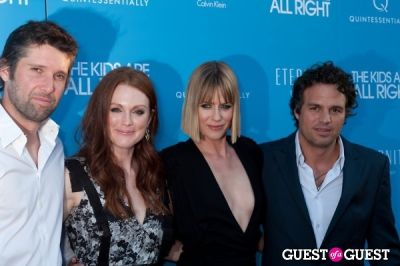 "sunshine ruffalo in ""The Kids Are All Right"" Premiere Screening"