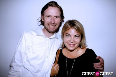 tammy saunt in Moby Listening Party @ Sonos Studio