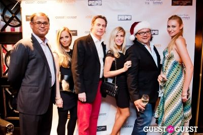 chris rothstein in Hot 100 Party @ Capitale