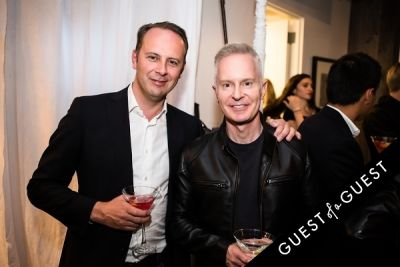 bastiaan smits in Ebony and Co. Design Week Party