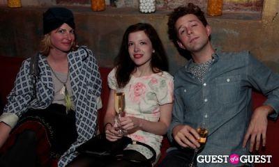 batsheva eadan in Veuve Clicquot Yelloween Party