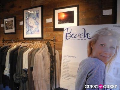 beach modern-luxury in John Varvatos and BEACH magazine summer kick off party
