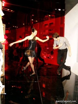 beatriz stix-brunell in La Perla Shopping Event