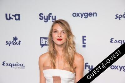 beau garrett in NBCUniversal Cable Entertainment Upfront