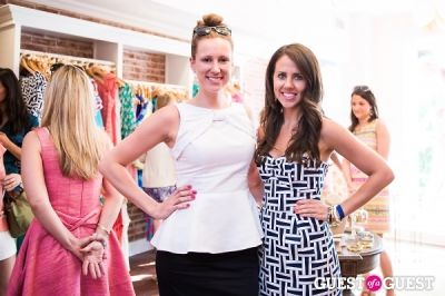 becca clara-love in Britt Ryan Georgetown - Grand Opening