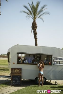 becca james in Coachella: Dolce Vita / J.D. Fisk House Party
