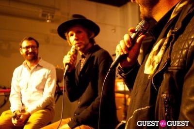 beck hansen in Beck Song Reader at Sonos Studio