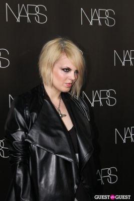 becka diamond in NARS Cosmetics Launch