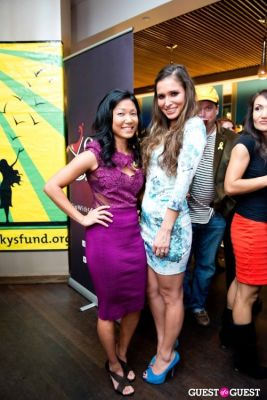 becky lee in Sip with Socialites & Becky's Fund Happy Hour