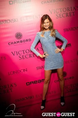 behati prinsloo in Victoria's Secret 2011 Fashion Show After Party