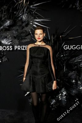 bekah jenkins in HUGO BOSS Prize 2014