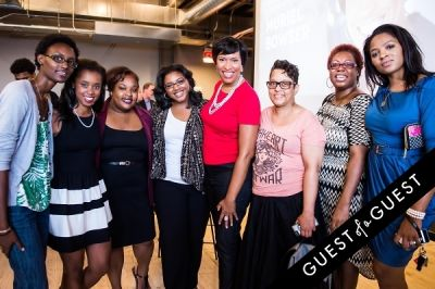 glennette clark in DC Tech Meets Muriel Bowser