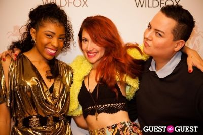 johnnie cabral in Wildfox Spring '14 Launch Party