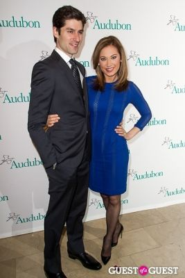 ginger zee in The National Audubon Society Annual Gala Dinner