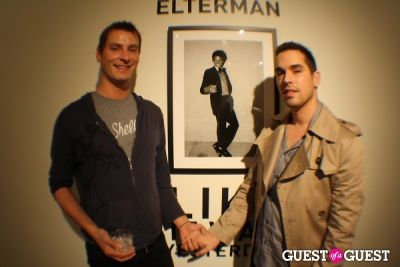 ben brosseau in Brad Elterman Book Release and Signing