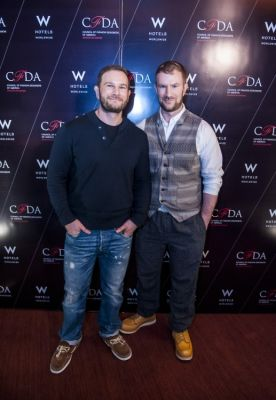 ben burkman in CFDA {FASHION INCUBATOR} Showcase and Cocktail Party at W Atlanta - Buckhead
