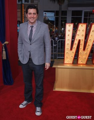 ben gleib in World Premiere of The Incredible Burt Wonderstone