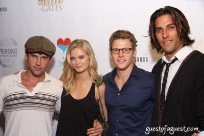 zach roerig in The Model Home Project present The Power of WE