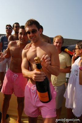 ben lerer in Thrillist Hamptons Launch