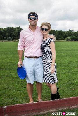 catherine banton in 28th Annual Harriman Cup Polo Match