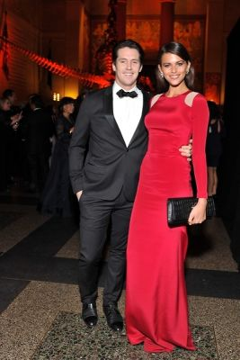 ben mills in American Museum of Natural History Gala 2014