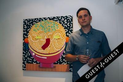 ben sanders in L'Art Projects Presents À la Mode: Painted Method