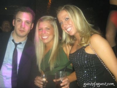 ben savage in Vegas NYE