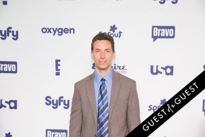 ben shenkman in NBCUniversal Cable Entertainment Upfront