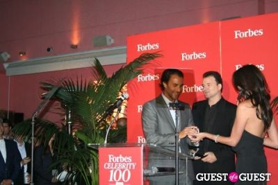 ben silverman in Forbes Celeb 100 event: The Entrepreneur Behind the Icon