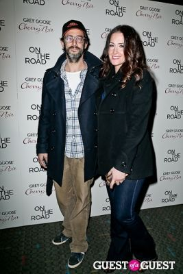ben younger in NY Premiere of ON THE ROAD
