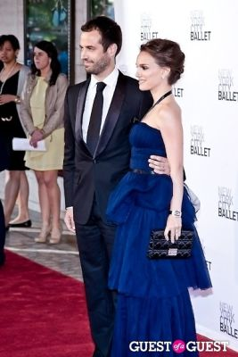 benjamin millepied in New York City Ballet's Spring Gala
