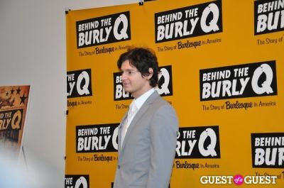 benjamin walker in Behind The Burly Q Screening At The Museum Of Modern Art In NY