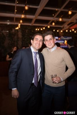 aaron baldinger in Winter Soiree Hosted by the Cancer Research Institute's Young Philanthropists Council